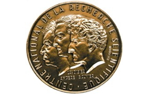 Julien Claudon awarded the 2014 CNRS bronze medal