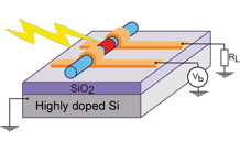 A single nanowire photodetector