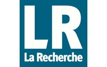 Joël Eymery, Christophe Durand and Catherine Bougerol awarded by the La Recherche prize